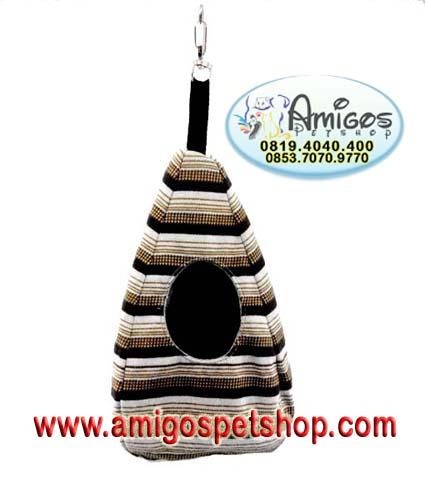 Amigos Petshop Makassar - Amigos Petshop Mksr - tempat tidur sugar glider joeyTas Sugar Glider poch bonding poch joey