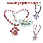 Dog Cat Pet Necklace Colar