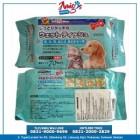 Doggyman Wet Tissue 70pcs Tisu Hewan Peliharaan