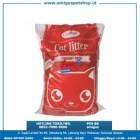 Cat Litter Repack Cubnkit 20kg Pasir Gumpal Wangi