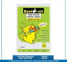 Pasir Bentonit 5l Amigos Petshop Makassar